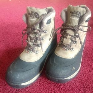 Mens The North Face Snow Boots 11